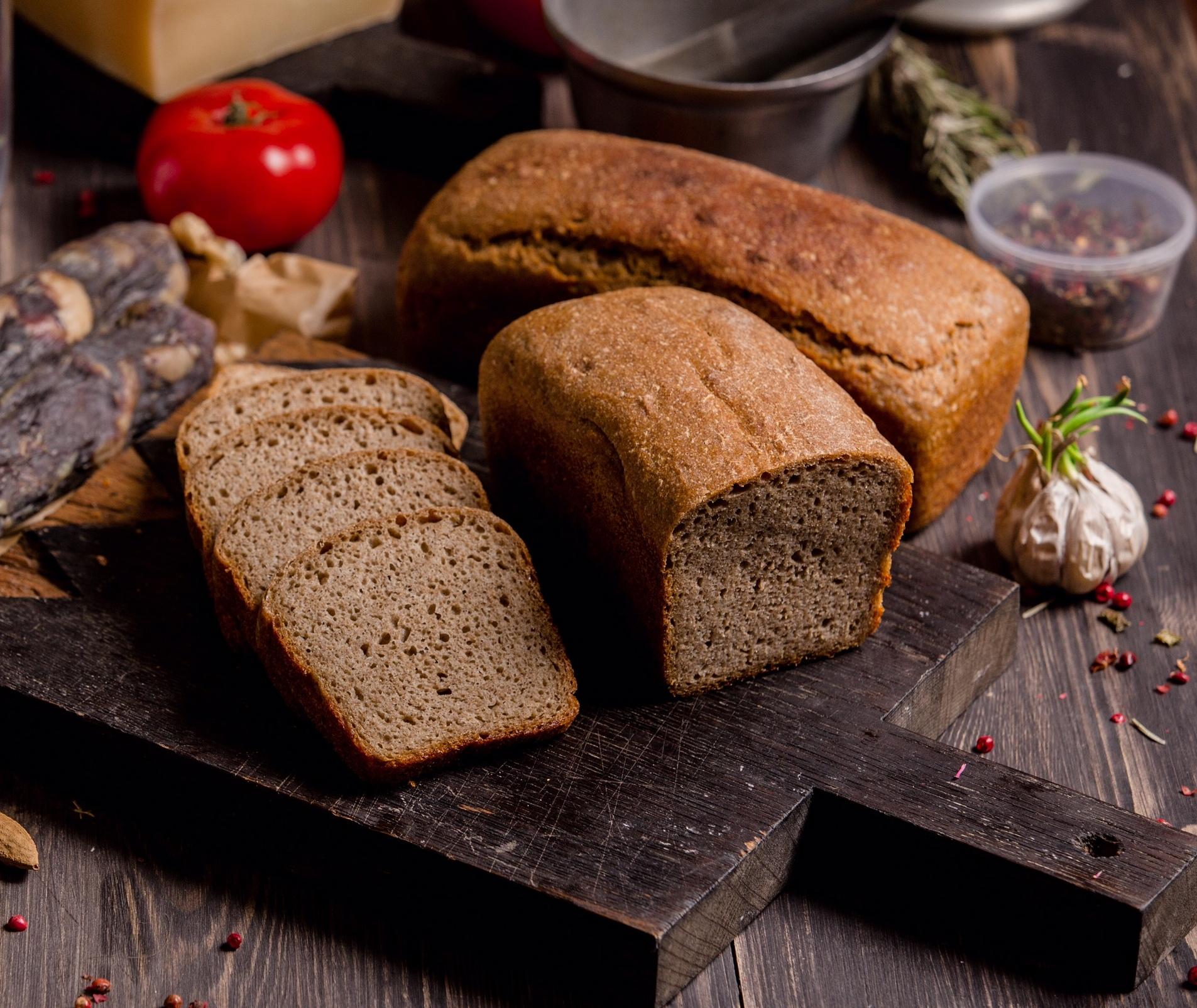 Хлеб чёрный